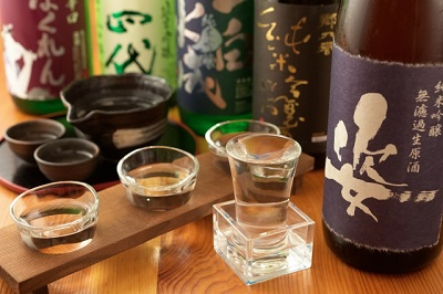 色々な日本酒