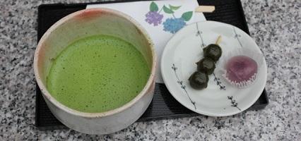 茶のセット